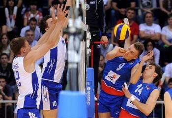 Serbia vs. Russia