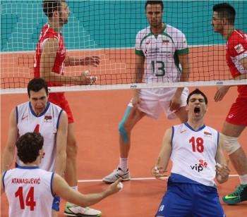 Bulgaria vs. Serbia