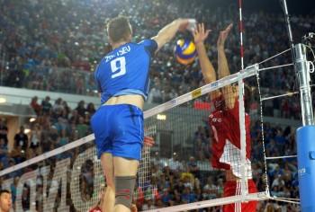 Italy vs. Poland