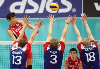Korea vs. Czech Republic