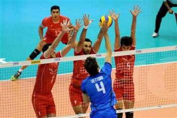 Iran vs. Italy