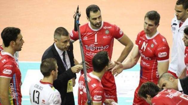 Stoychev and Kaziyski back in Trento days