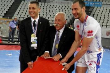 Stoychev, Mosna and Kaziyski