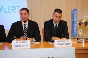 Giuliani and Stoychev