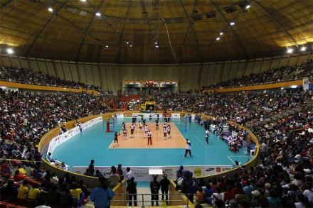 Hall in Peru