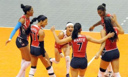 Dominican's girls