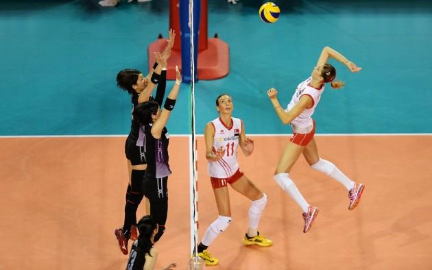 Japan vs Turkey