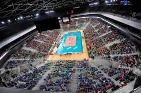 ACH Volley defeated at home while BELCHATOW backs up leadership in Pool F