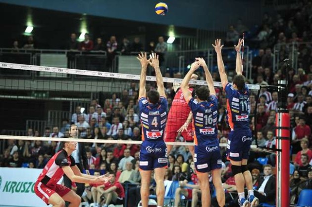 ACH Volley re-starts from the scratch after away defeat to Resovia