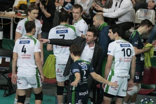 AZS-Politechnika-Warszawska-team
