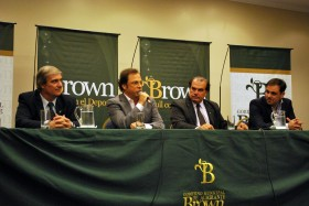 Almirante Brown will host the South American 2012 Olympic Qualification Competition next May