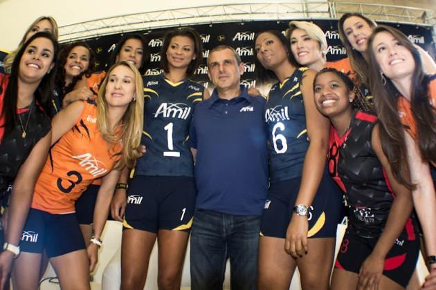 Amil-Campinas-team