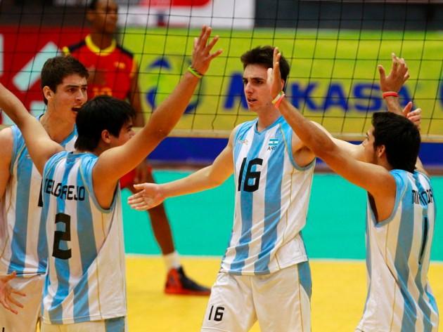 Argentina-celebrating