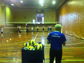 Argentina-training