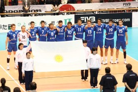 Argentina will host the 2012 Olympic Qualification South American competition May 11th - 13th
