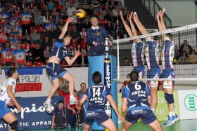 Arkas IZMIR about to write another chapter in Turkey's Volleyball history