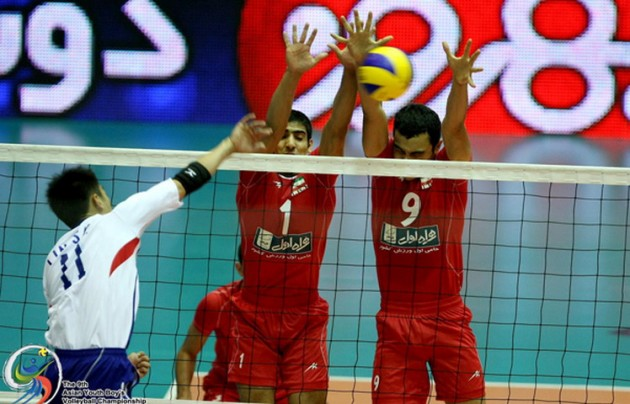 Asian-Youth-Boy's-Volleyball-Championship