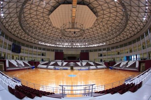 Aspire Zone Main Hall Doha