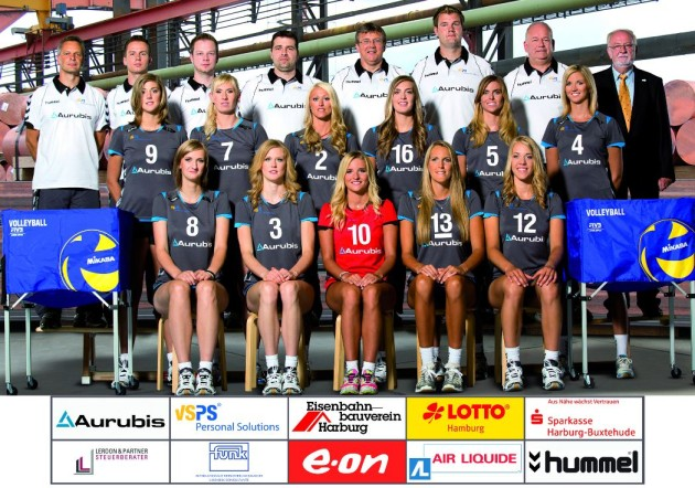 Aurubis-team