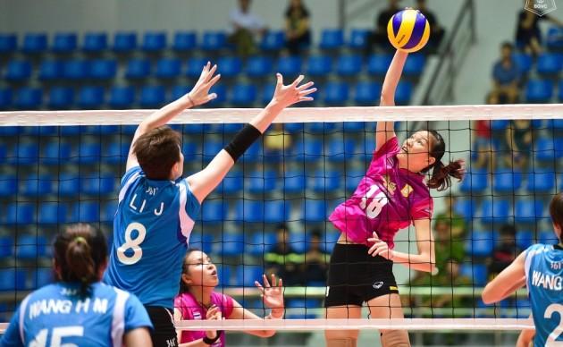Bangkok vs. Zhejiang