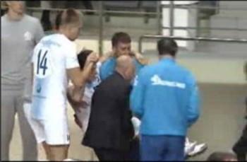 Bartosz-Kurek-injury