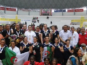 Battle-hardened Algeria ready for Olympic qualifiers