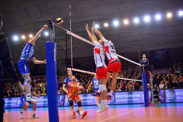 Belogorie vs. Dinamo