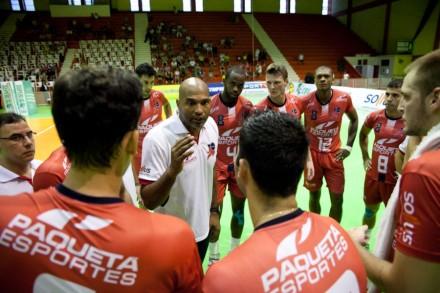 Bernardo-Gilson with team Voleisul/Paquetá Esportes