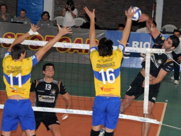 Boca Rio Uruguay Seguros and Drean Bolivar