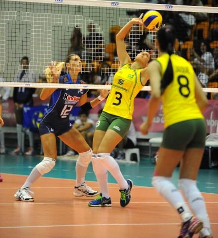 Brazil vs. Italy