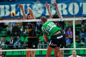 Bre Banca Lannutti CUNEO claims second win over POITIERS
