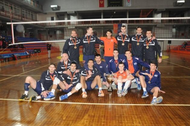 Budvanska Rivijera celebrated new trophy of the National Cup
