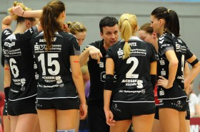 Busy schedule for rookie DRESDNER SC after journey to Baku