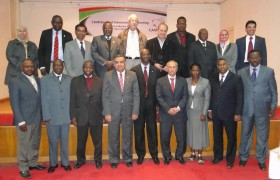 CAVB Board approves the commissions' structure and increases the zonal allowance