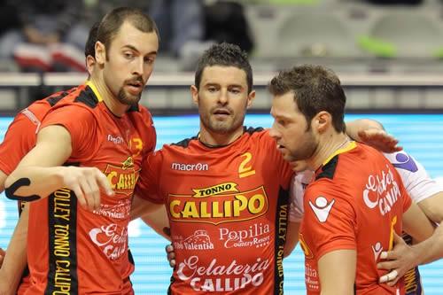 CMC Ravenna - Tonno Callipo Vibo Valentia
