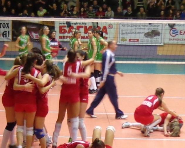 CSKA-team