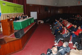 Cairo welcomes two coaches courses