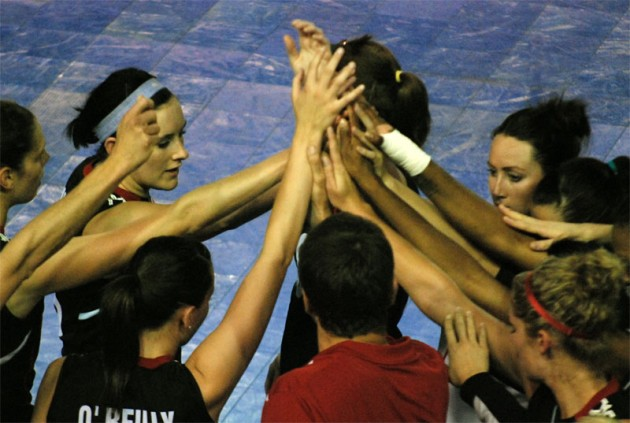 Canada-Women's-Team-Prepares-for-Olympic-Qualifier