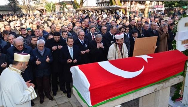 Cengiz Göllü funeral 1