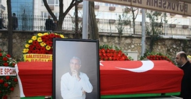 Cengiz Göllü funeral