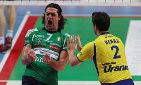 Champions League duel of round - Cuneo vs Macerata