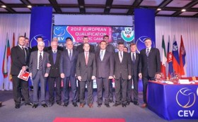 Check out draw of men's Olympic qualifier in Sofia