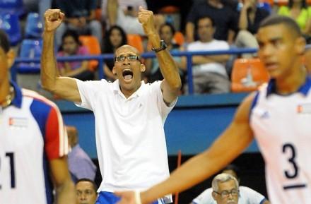 Pimienta coach of Cuba
