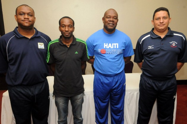 Coaches-of-teams-playing-in-the-NORCECA-C