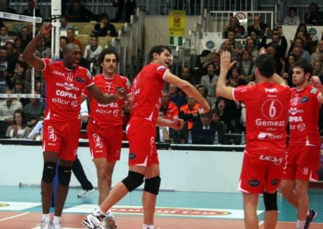Copra-Elior-Piacenza-team