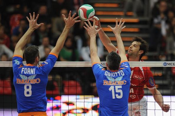 Piacenza takes revenge