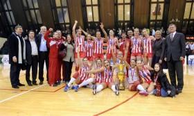 Crvena Zvezda extends dominance in domestic competitions