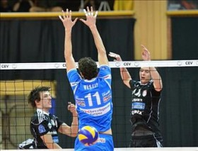 Cuneo's last Champions League game with top spot secured