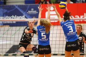 DRESDNER SC takes on demanding challenge in Baku