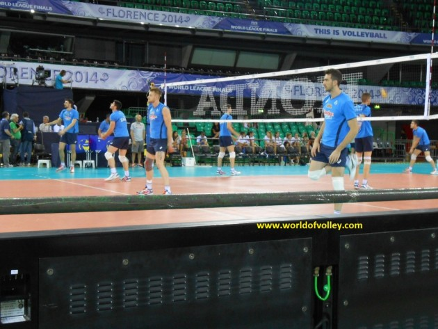Italy in Florence WL2014